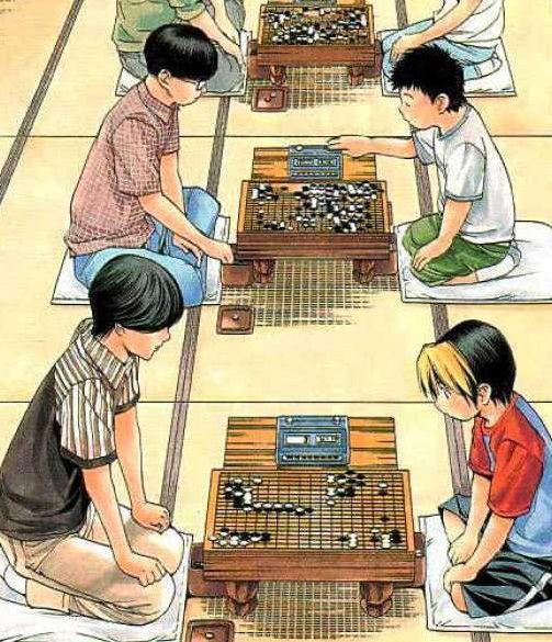 Hikaru No Go Character List: Go Go, Gadget Go! Time To Play Baduk!